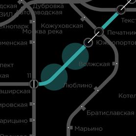Международный конкурс на разработку архитектурного облика станций Московского метрополитена «Нагатинский затон», «Кленовый бульвар»